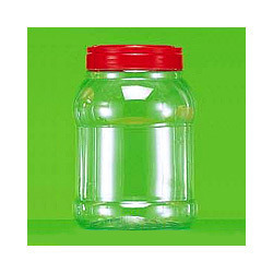 Plastic Pet Confectionery Jars