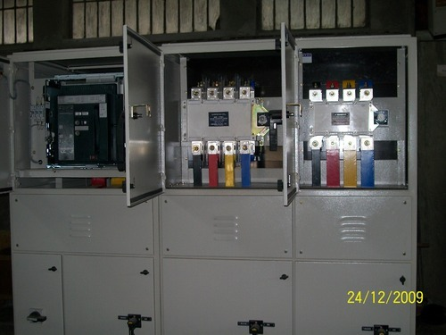 Changeover Panel Manual Switching