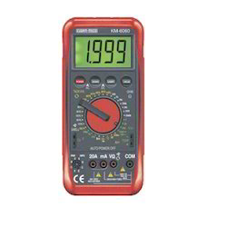 Digital Automotive Test Meter KM 6060