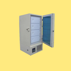 Stainless Steel Rectangular Single Door Laboratory Freezer