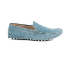 Araanha Colorful Suede Leather Moccasin Driving Shoe
