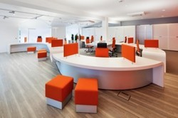 Bank Interior Designing Services