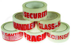 Security Printed Tapes