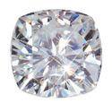 Cushion Cut Gemstone