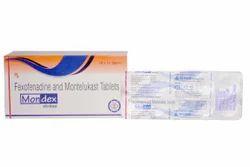 Fexofenadine and Montelukast Tablets