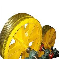 Dual Wheel Capstan