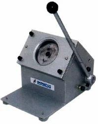 Round Cutting Press