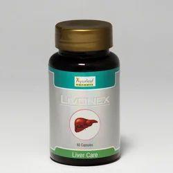 Ayurvedic Liver Tablets Livonex