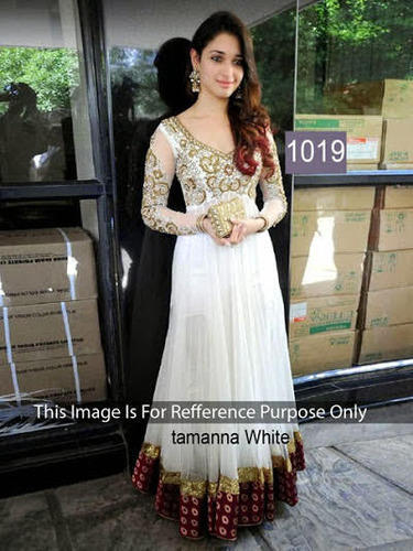 Designer Bollywood Gowns - View Specifications & Details of