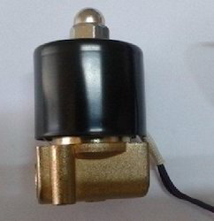 24V Solenoid Valve 1/4 Inches Metal Brass
