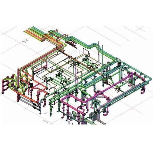 Piping Layout Services, Computer Aided Design Service ... on