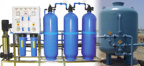 Domestic RO Purification Plant