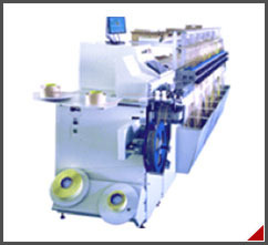 Axial Insertion Machine