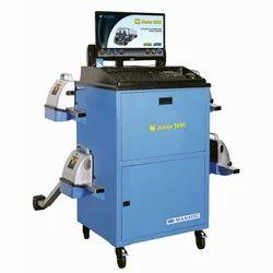 HCV Jumbo 9000 Wheel Aligner