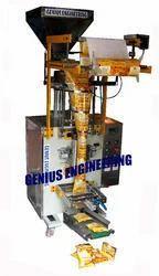Semi Pneumatic FFS Machine for Powder