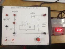 OP Amp As Series Regulator