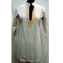 Stylish Chikan Kurta