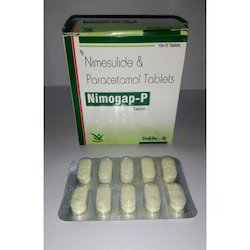 Nimogap-P (Analgesics and Anti Inflammatory Tablets)