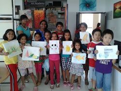 Art Classes For Children, Young & Adults