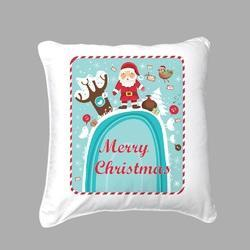 X Mas Cushion Cover