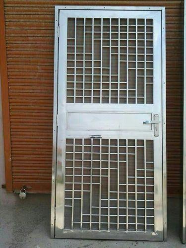 Stainless Steel Door & Stainless Steel Door at Rs 11999 /square meter   SS Door - J. K. ...