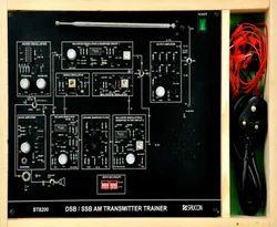 DSB/SSB AM Transmitter Trainer-ST8200