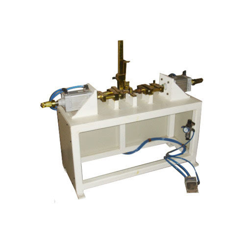 Air Pneumatic Core Notching Machine