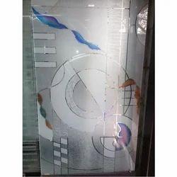 Textured Glass, Textured Glass - D.m. Glass, Faridabad | ID ...