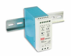 MDR Series Din Rail Power Supply for Textiles Machines