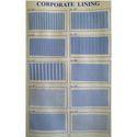 Corporate Lining Fabric