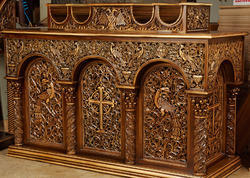 Carved Furniture Manufacturers Suppliers Amp Exporters Of