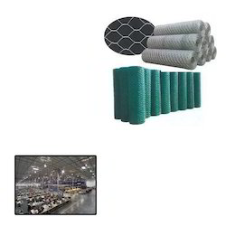 Hexagonal Wire Netting for Factory