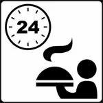 24 hour Room Service