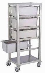 Container Storage Rack