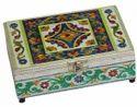 Meenakari Oxidize Jewellery Box