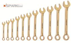 Non Sparking Combination Wrench Set