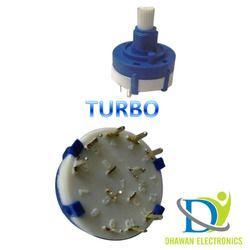 Dhawan Electronics 5 Step Rotary Switch