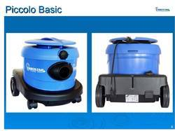 Dry Vacuum Cleaner Model No: Piccolo Basic