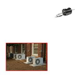 Double Shaft Motors for Air Conditioners