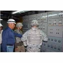 Corporate Electrical Panel Setup and Repairing