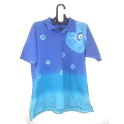 Ladies Dot Print T-Shirt