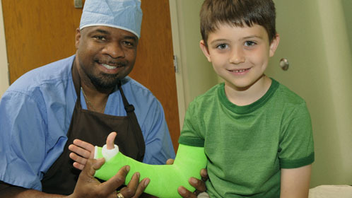 Pediatric Orthopedics, Medical Treatment Services