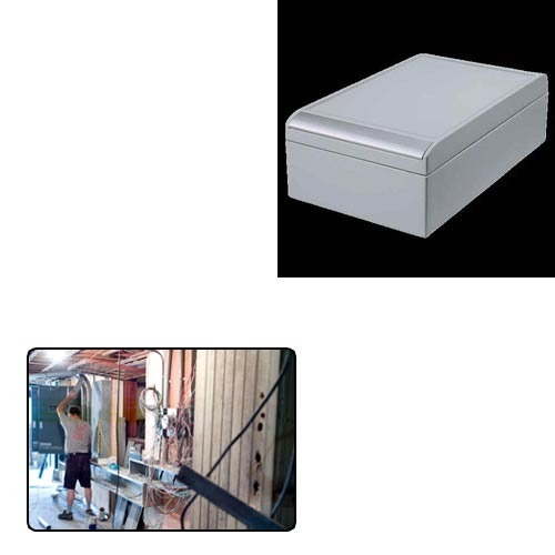Aluminum Enclosures for Electrical Work