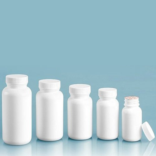 Pharmaceutical HDPE Bottle