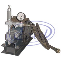Cylinder Test Pumps