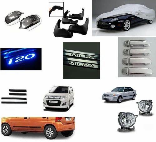 Car Accessories कार एक्सेसरीज Morelife London Private