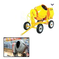 Concrete Mixer Machine for Construction Site