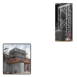 Aluminum Scaffolding for Building Construction