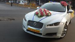 Wedding Cars With Decorations