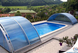 Retractable Swimming Pool